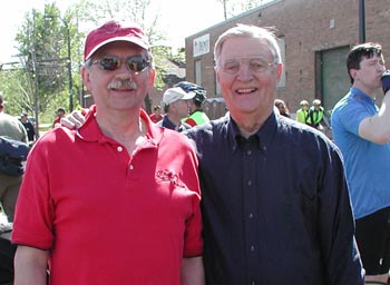 Walter Mondale and Jim Black